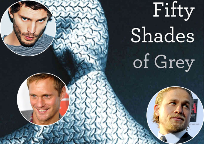 Alexander skarsgard more in the mix to replace charlie for What kind of movie is fifty shades of grey