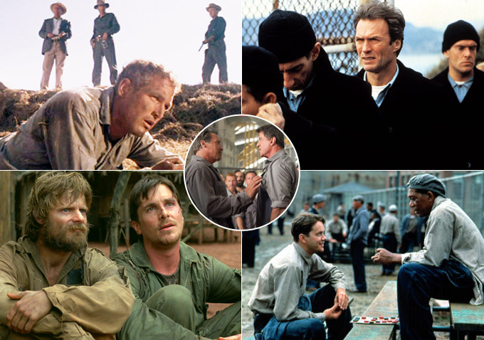 Our 15 Favorite Prison Breaks At The Movies