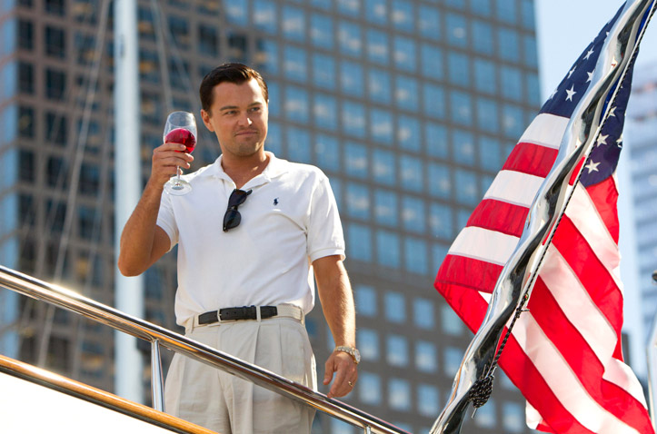 Watch: New Trailer For Martin Scorsese's 'Wolf Of Wall Street,' Movie Runs 2 Hours 45 Minutes Long