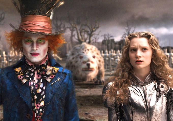 Mia Wasikowska Alice In Wonderland 2