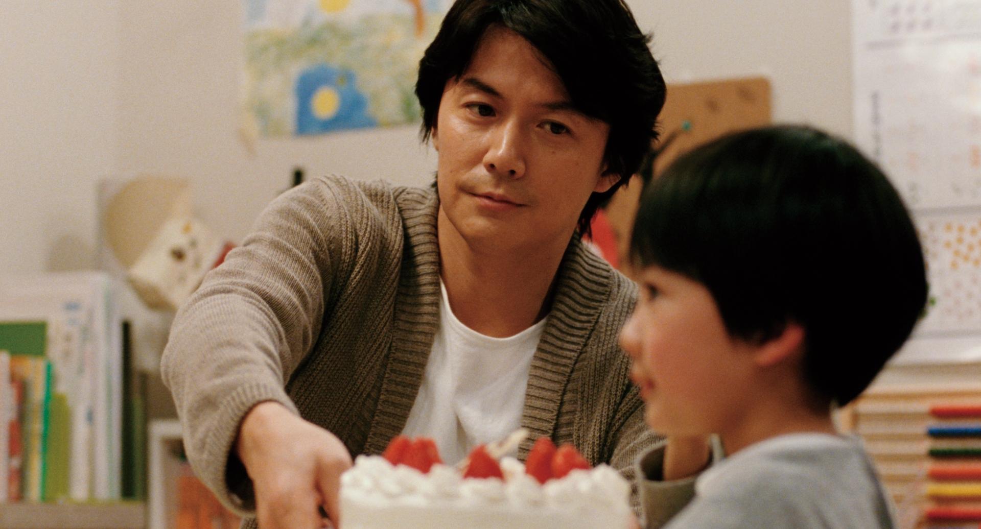 Interview with Hirokazu Kore-eda, Director of 'Like Father ...