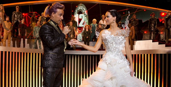 The Revolutionary Style of 'The Hunger Games: Catching Fire'