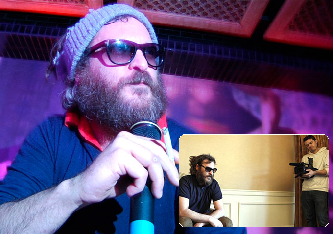 Ben Affleck & Matt Damon Tried To Convince Joaquin Phoenix ...