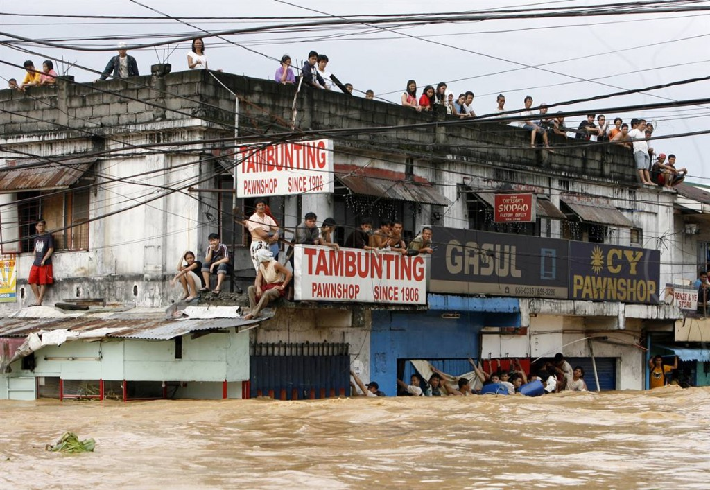 Worst natural disasters in the Philippines