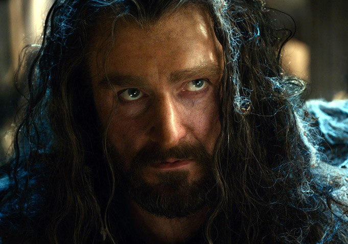 Richard Armitage Talks The Hobbit The Desolation Of Smaug - Sad production hobbit reveals something never imagine