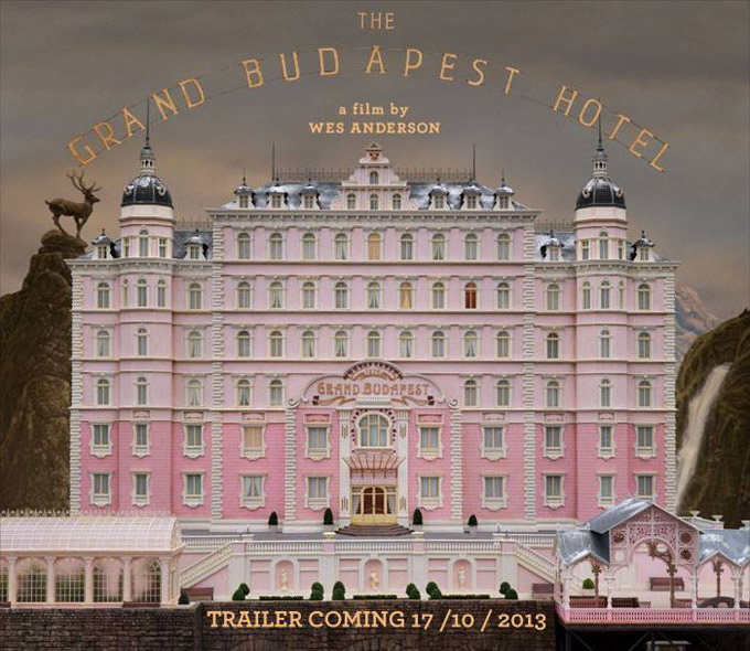 See Wes Anderson's 'The Grand Budapest Hotel' Come Alive in ...