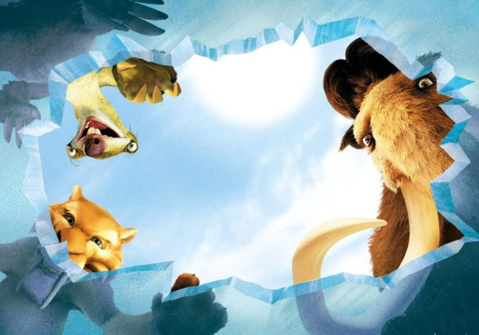 ice age red horn - photo #24