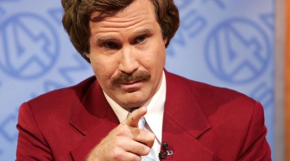 Funny Ron Burgundy Meme : Ron burgundy gif by thetadred find download on gifer