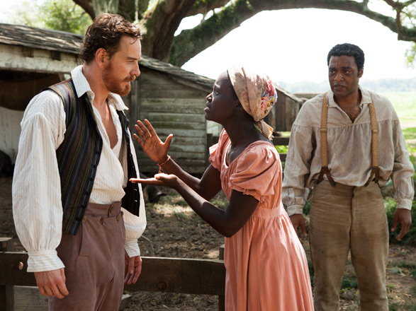 '12 Years a Slave' Wins Big in Boston. 'Wolf of Wall St' a Perpetual Bridesmaid.