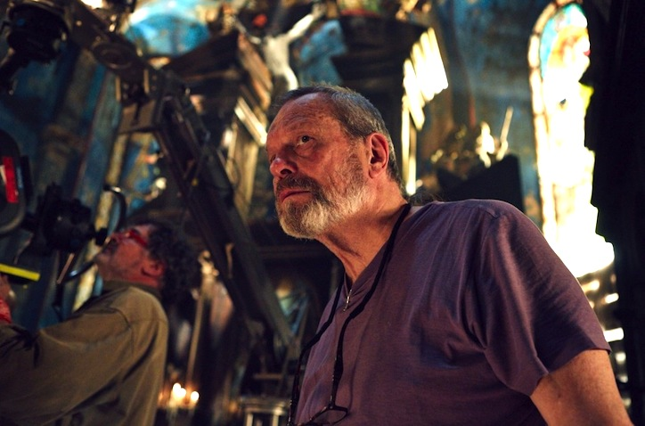 Terry Gilliam on Why 'The Zero Theorem' is the Most 'Extreme' Film He's Made and Where He's at With 'Don Quixote'