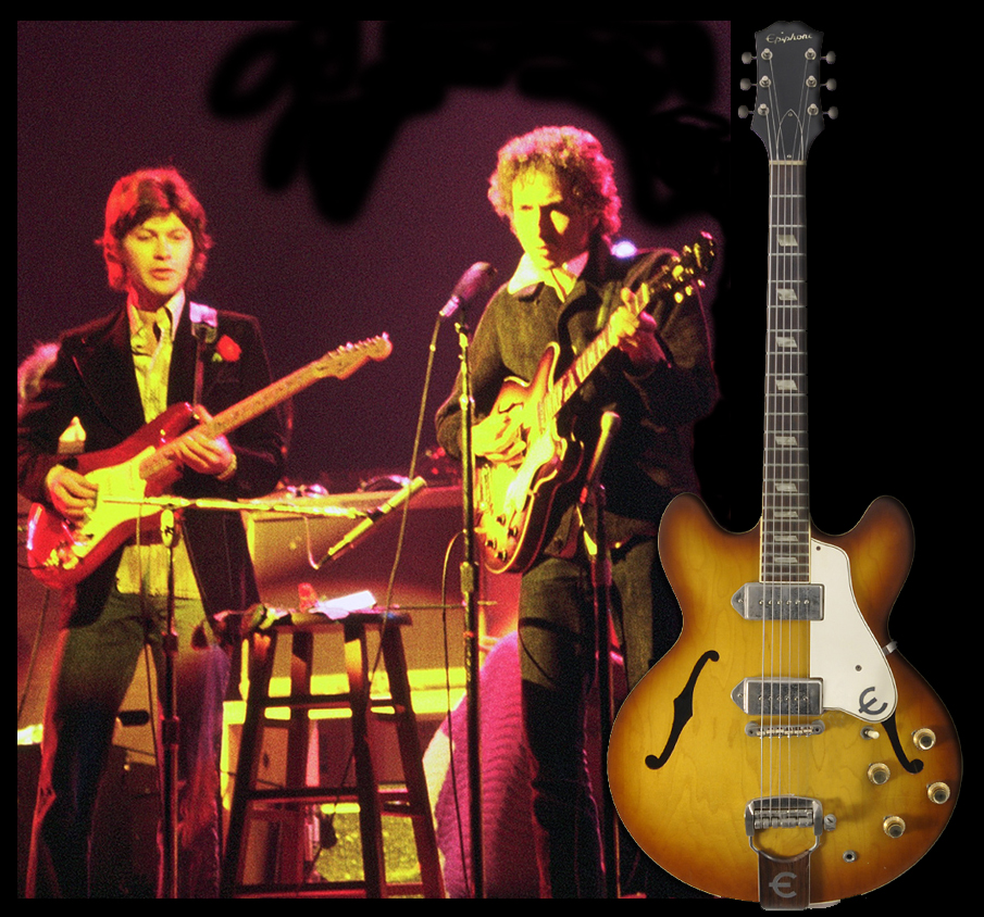 Banded Bands: The Greatest Rock Tour: Bob Dylan & The Band In 1974
