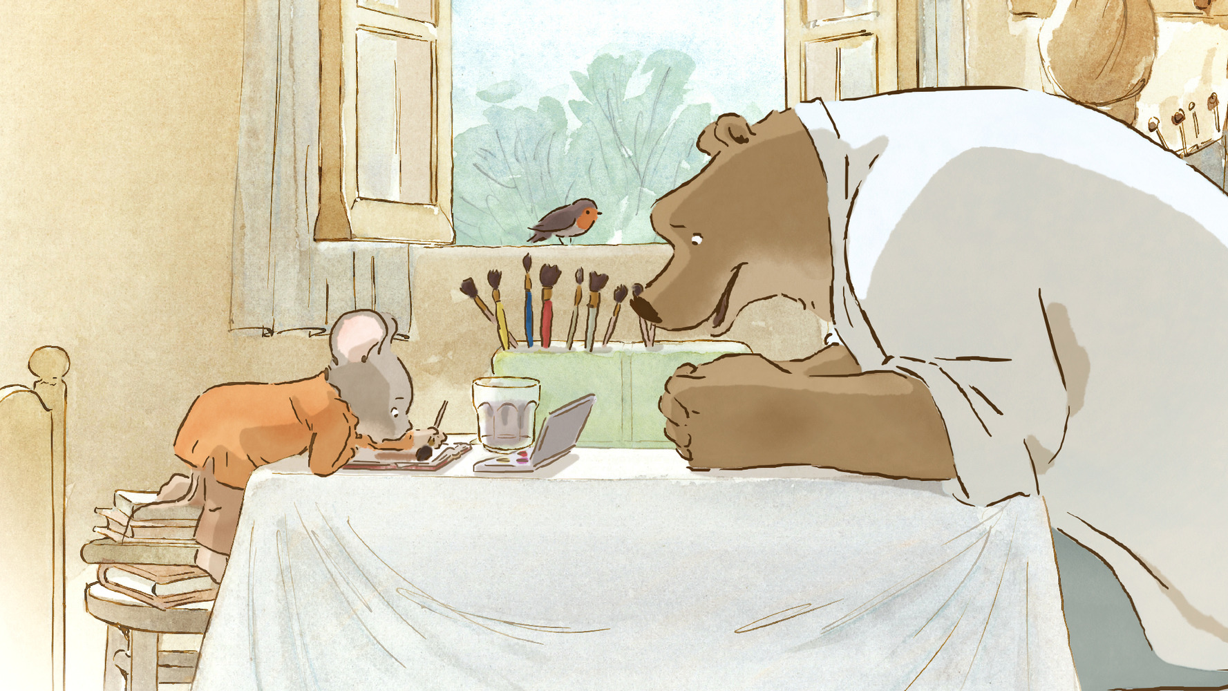 Ernest & Celestine (2012) - IMDb