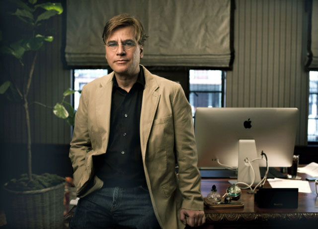 13 Things I Learned From Aaron Sorkin's MasterClass Q&A