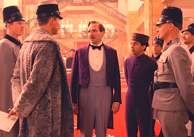 Watch Wes Anderson And The Cast Of The Grand Budapest Hotel