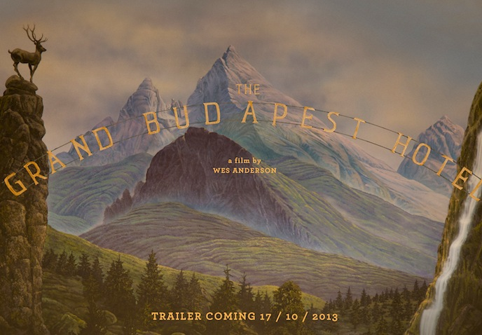 Stream The Soundtrack For The Grand Budapest Hotel Indiewire