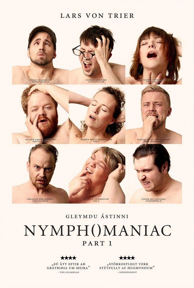 You Know The Drill Film Critics Nymphomaniac O Faces
