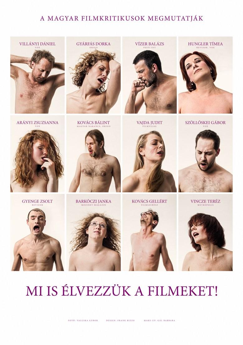 Hungarian Critics Join Nymphomaniacs O Face Club