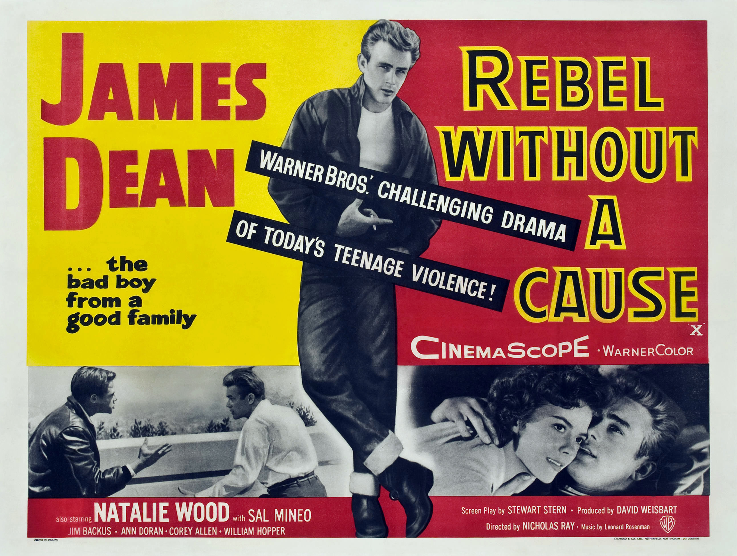 rebel without a cause essays Rebel without a cause essay by essayswap contributor , high school, 11th grade , february 2008 download word file , 4 pages download word file , 4 pages 00 0 votes.