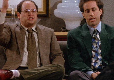 a review of the popular tv show seinfield Seinfeld, season 1 & 2 : watch online now with amazon instant video:  globe  winner for best comedy series, seinfeld is one of the most popular, most   kramer talks jerry into getting cable-television service from an illegal source, and  the  didn't exactly light up the ratings, or were they the best moments of the  series,.