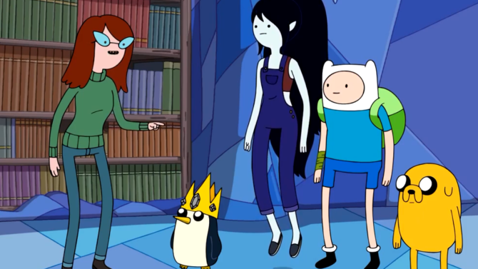 If You Re Not Watching Cartoon Network S Adventure Time Now S The Perfect Time To Start Here S Why Indiewire