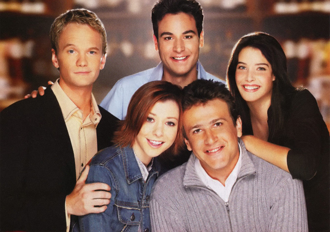 The how i met your mother ending — photo 1