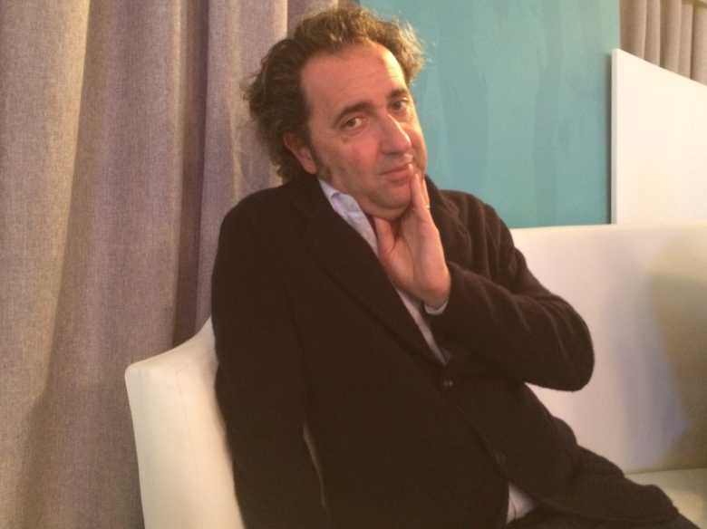 Paolo sorrentino talks oscar winner the great beauty and what s next trailer indiewire - Sorrentino il divo ...