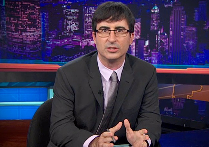 official photos e3b04 77b57 Watch: Last Night's HBO Premiere 'Last Week Tonight With ...