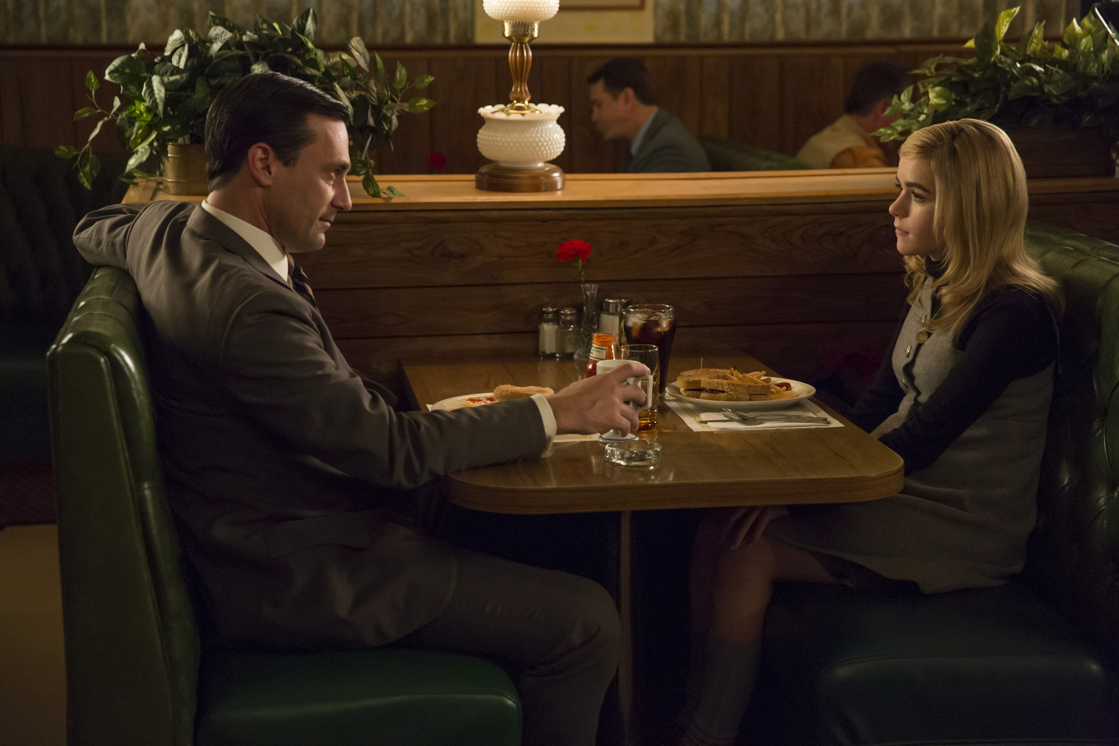 "the best writing on ""mad men"" season 7 episode 2 ""a day s work"