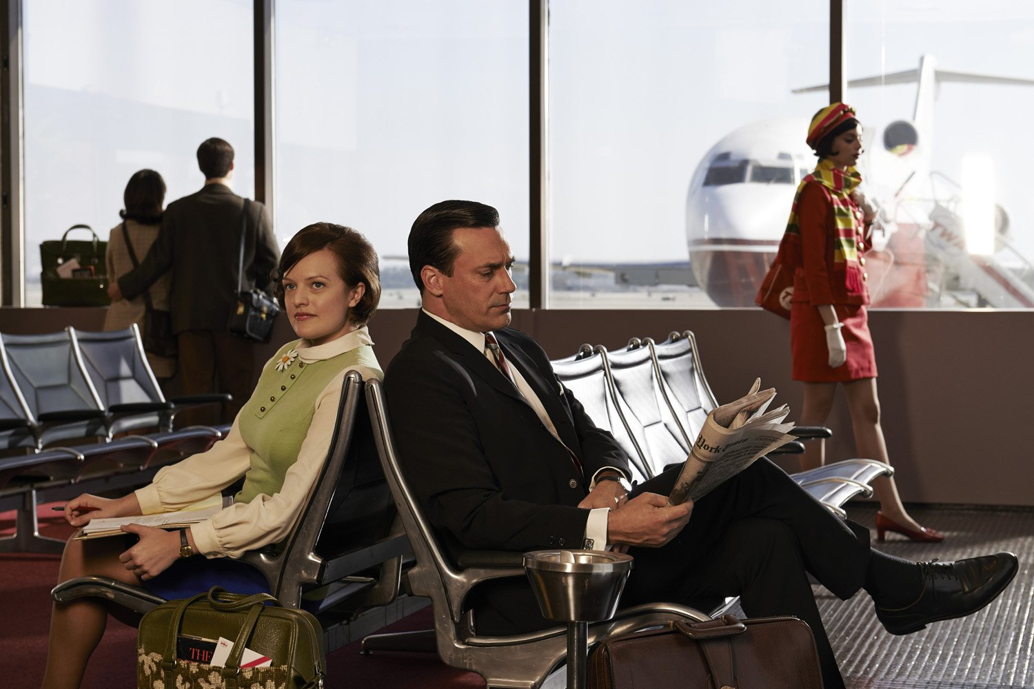 "mad men season 7 begins everything you need to and watch the seventh and final season premiere of ""mad men"" mere days or its first half anyway catch up sterling cooper partners this weekend by"