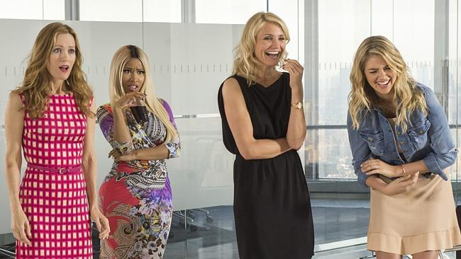 """The Other Woman"""" Flunks the Bechdel Test, and Many Others"""