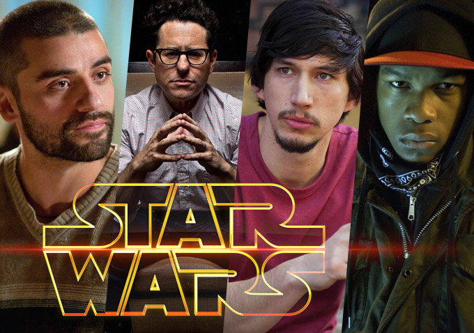 Star Wars Episode Vii Cast Announced