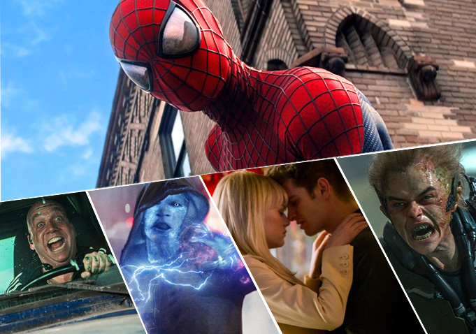 The Best & The Worst Of 'The Amazing Spider-Man 2' | IndieWire