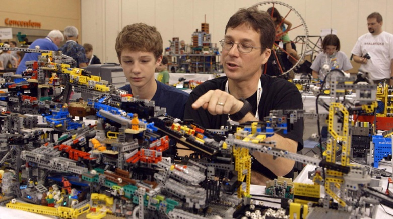 RADiUS Builds its Roster with LEGO Documentary 'Beyond The