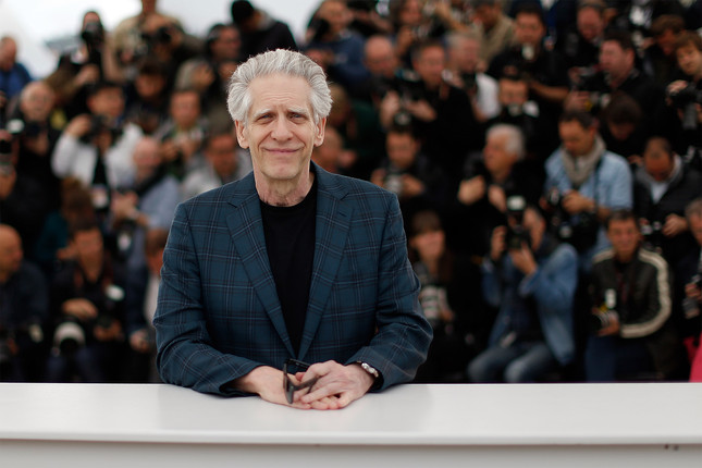 Cannes: Why David Cronenberg Doesn't Give a F*ck What Everyone Thinks