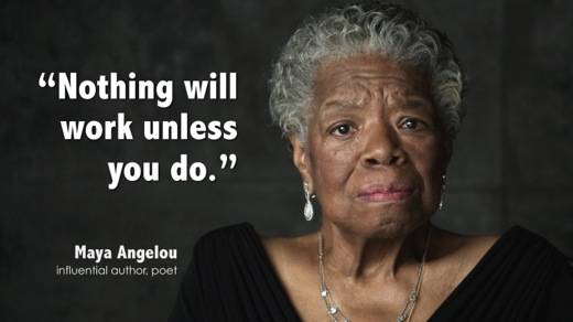 Maya Angelou Quotes: R.I.P. Maya Angelou: Here's 10 Of Her Many Quotes That You
