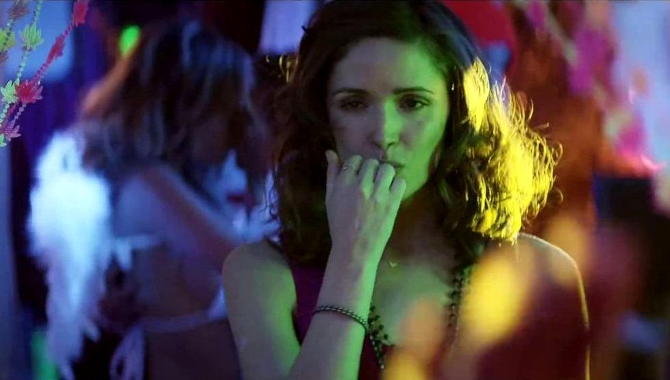 Halston sage sexy scene with rose byrne from 039neighbors039 on scandalplanetcom - 3 1
