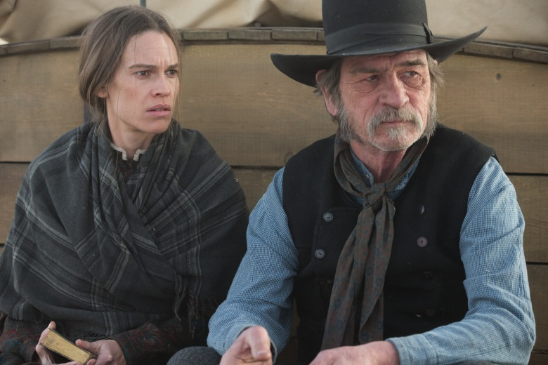 Cannes Review: Is Tommy Lee Jones' 'The Homesman' the Strangest Movie In Competition at Cannes?