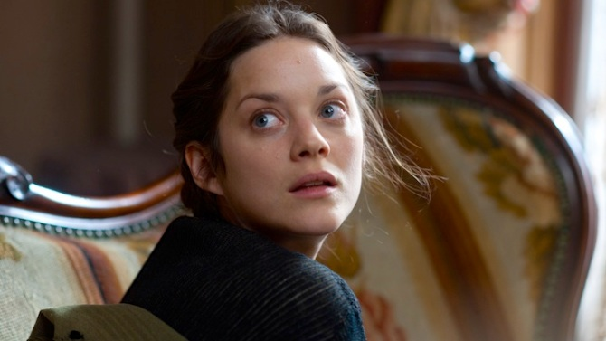 marion cotillard movies list