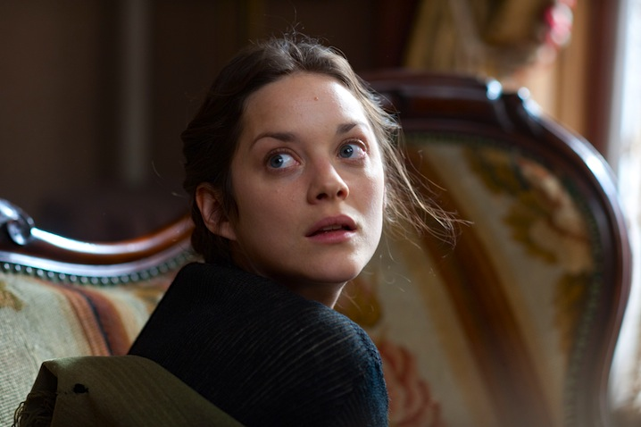 Marion Cotillard On Learning A Whole New Language To Play A Polish