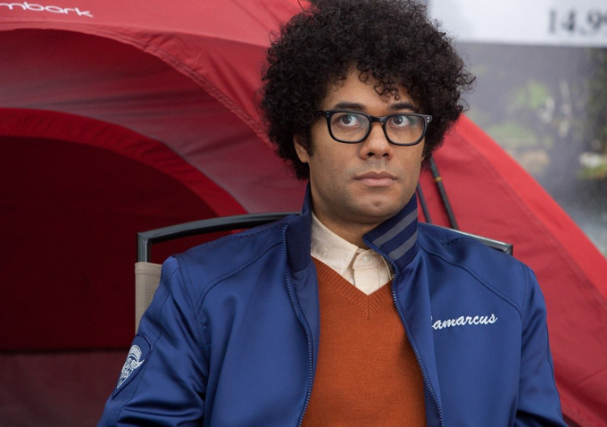 """'The Double' Director Richard Ayoade Says Making 'The Watch' Was """"Like Giving A Tissue Sample"""""""