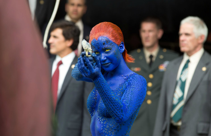 watch x men days of future past post credit scene from watch x men days of future past post credit scene from amazing spider man 2 plus new character art