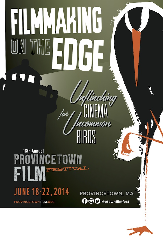 Exclusive 16th Provincetown Film Festival Unveils Poster