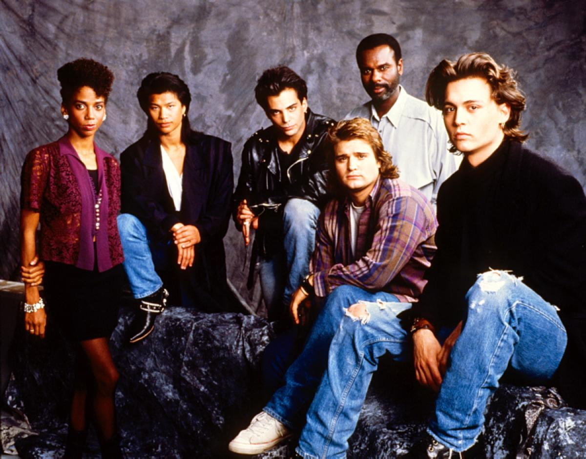A look back at 21 jump street the tv series 1987 1991 indiewire - 21 jump street box office ...