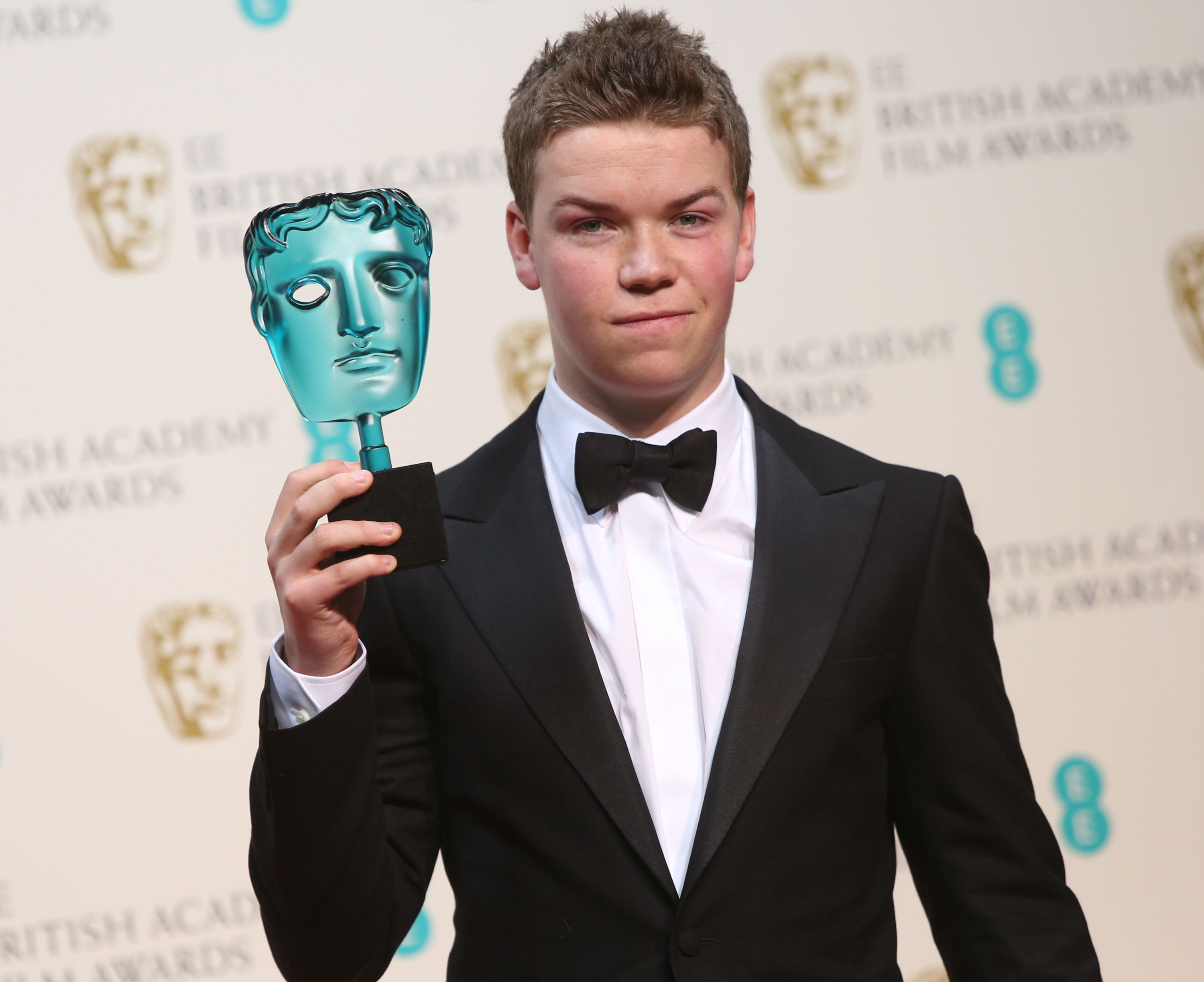 will poulter brows