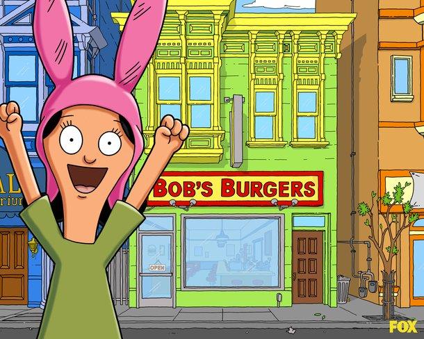 Bob s burgers house layout
