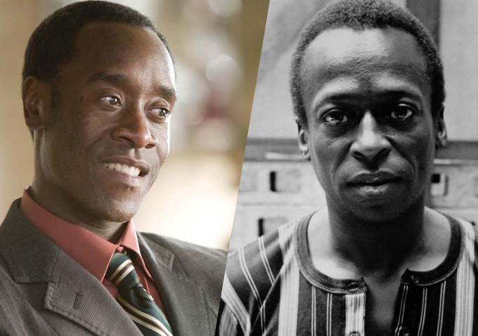 Don Cheadle Thinks the Controversial 2016 Presidential ... |Don Cheadle Family 2014