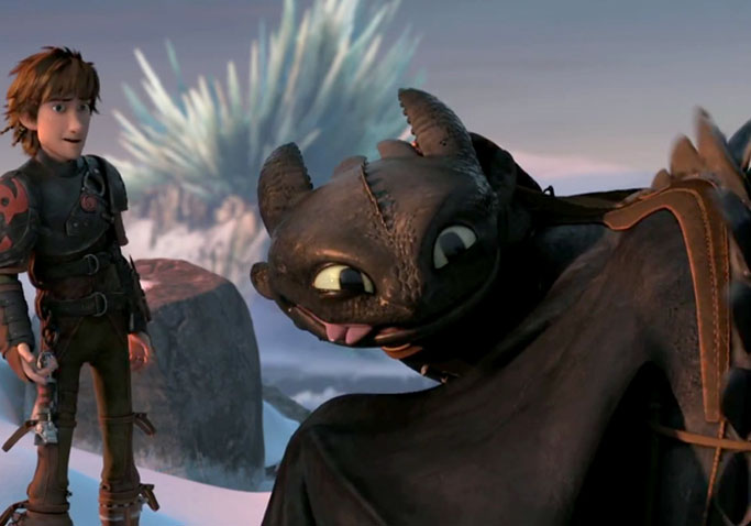 how to train your dragon review Grown men tiny girls mythical creatures who doesn't love how to train your  dragon the hit 2010 animation marked a welcome sea.