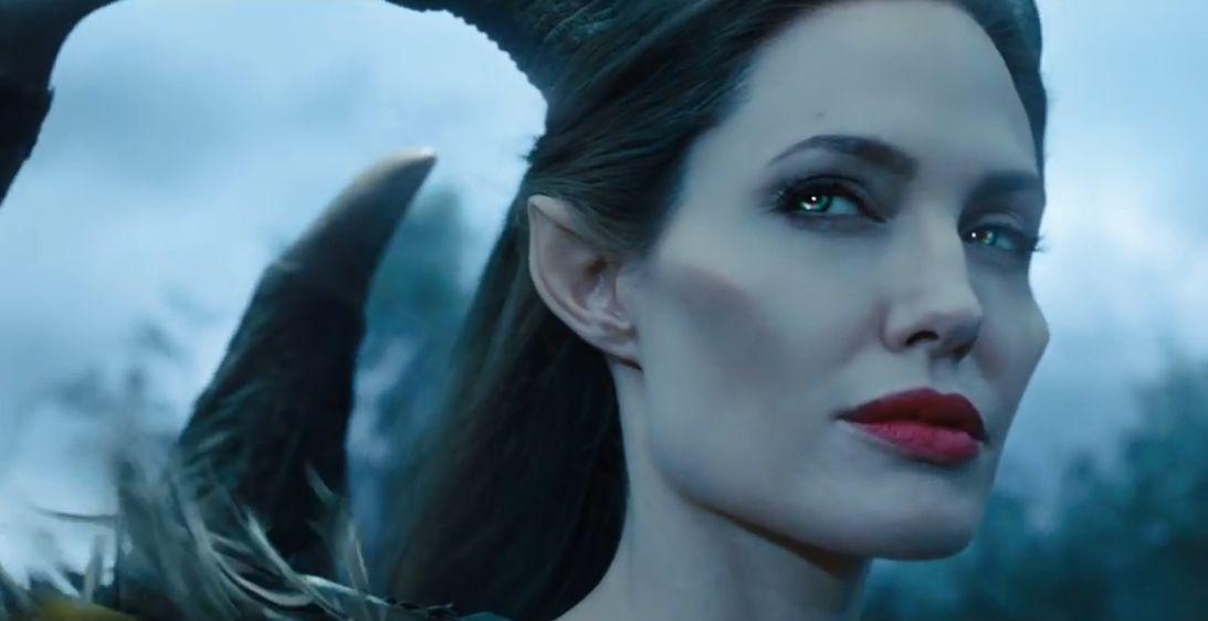 Angelina Jolie Says Maleficent Is A Metaphor For Rape
