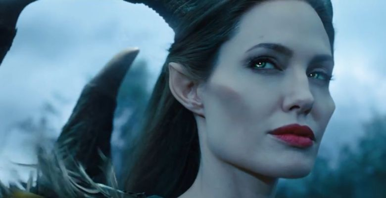 "Angelina Jolie Says 'Maleficent' is ""A Metaphor for Rape"" 