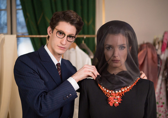 Watch A Young Fashion Designer Is Afraid Of Failure In Exclusive Clip From Yves Saint Laurent Indiewire